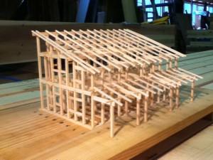 新築工事が始まります。