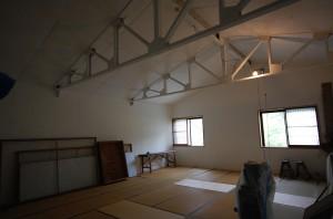 〝リユース〟で作るスタジオ