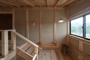 鳥羽の土壁の家WEB内覧会(3)眺めは抜群