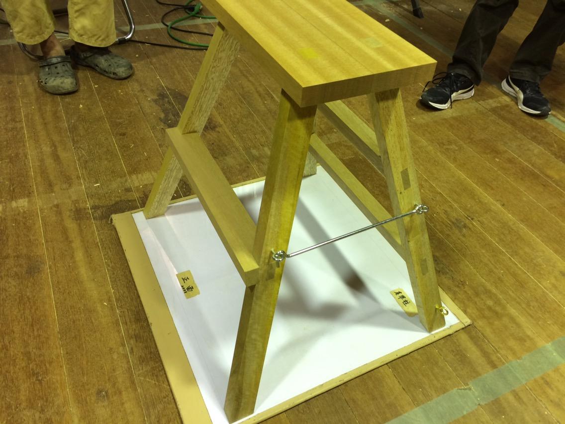 四方転び踏み台を作れ(3)模擬試験を監督する