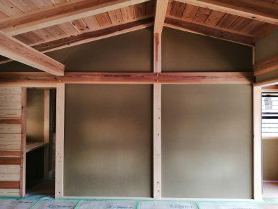 伊賀の石場建ての家Web内覧会〜土壁の魅力とは。なぜ今土壁なのか