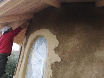 小さなカフェの建築期間は?〜大阪の小さな円いカフェ