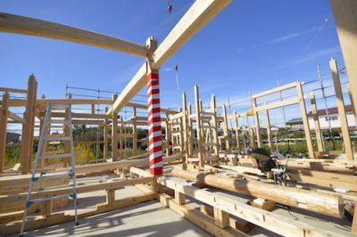 木組みの家の利点は、復元力に優れていること〜