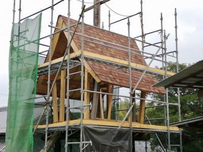 雨の多い日本の屋根の特徴