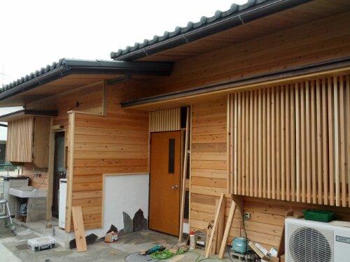 昭和の家改装
