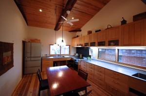 小杉の家台所改修