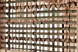 松阪の土壁の家 Part6 えつりを掻く