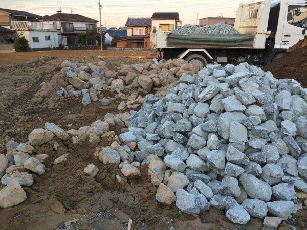 松阪の土壁の家⑫  地盤の話