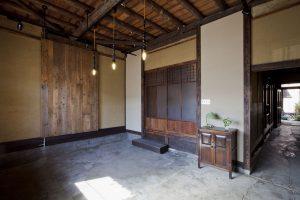 町家スタジオ「侶居」OTONAMIEに掲載