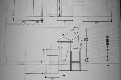 ラフターズカフェ製作日誌(2)設計からセルフビルドについて