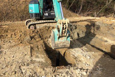 伊賀の石場建ての家(6)環境負荷の低い石場建ての家