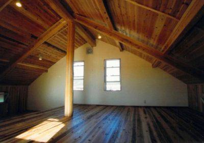 屋根裏部屋を作る利点と注意点〜過去施工例より