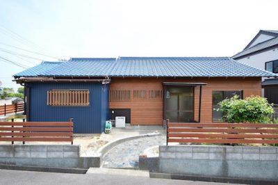 杉の木と漆喰で和風住宅をリフォーム