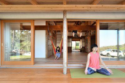 和室もいいけれど、、家族で楽しむ空間を作る〜Web内覧会 海が見える山の家リフォーム