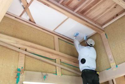 猛暑の現場を乗り切った・・三重で家づくり大工の工夫